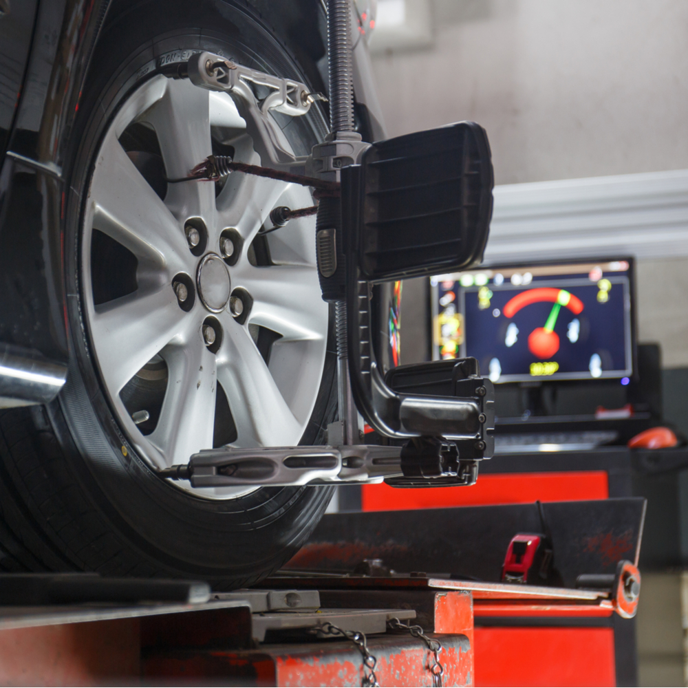 Hunter Wheel Alignment & Tyres
